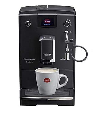 Nivona NICR 660 Kaffeevollautomat, Mattschwarz