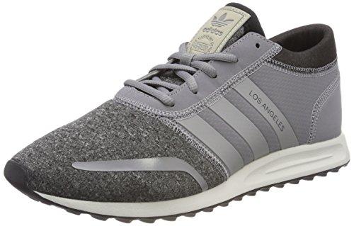 Adidas Los Angeles, Zapatillas para Hombre, Gris (Grey Three/Grey Three/Grey One 0), 44 EU