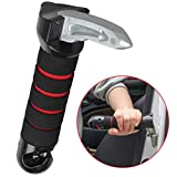 Portable Vehicle Support Handle, CoiTeK 3 in 1 Elderly Car Assist Handle Cane Automotive D...