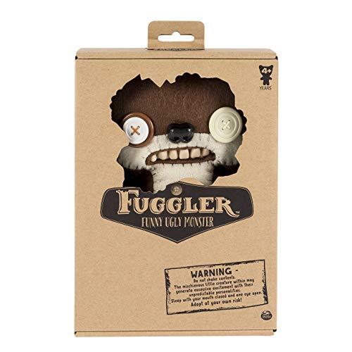 Fugglers 6043983 - Plüsch, Mehrfarbig