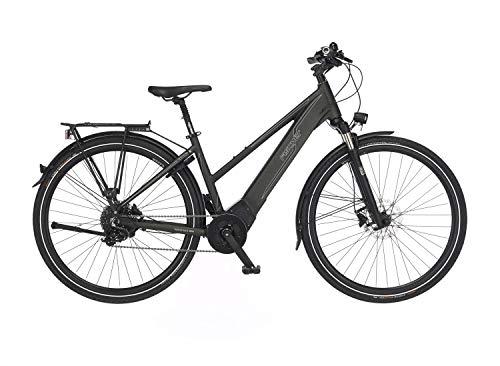 Fischer Damen E-Bike Trekking VIATOR 6.0i, 28 Zoll, RH 44 & 49 cm, Brose Drive S Mittelmotor 90 Nm, 36 V Akku im Rahmen