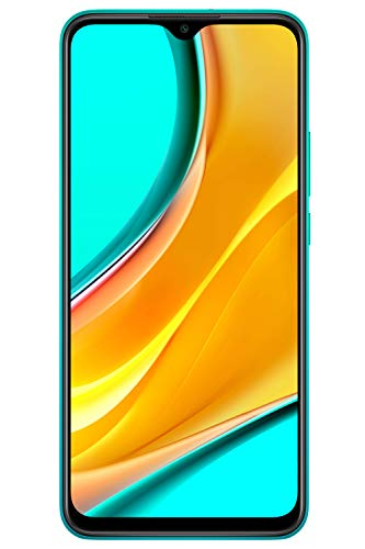 Redmi 9 Prime (Mint Green, 4GB RAM, 128GB Storage)- Full HD+ Display & AI Quad Camera