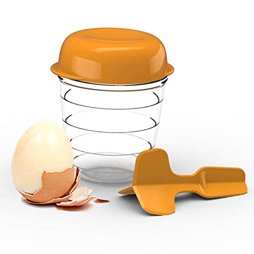 Easy Egg Peeler Boiled Egg Peeler & Egg Chopper