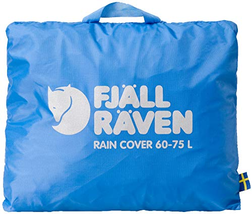 FJÄLLRÄVEN Rain Cover 60-75 L Sports Backpack Mixte Adulte, Bleu (Un Azul), 25 Centimeters