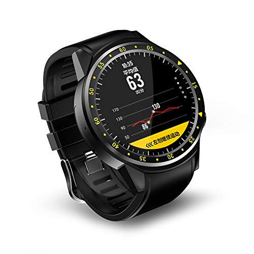 Four Smart Watch GPS Positioning Heart Rate Altitude Temperature Speed Monitoring Sports Watch Sedentary Reminder, Drinking Water Reminder, Synchronisierende Daten Zu APK/APP