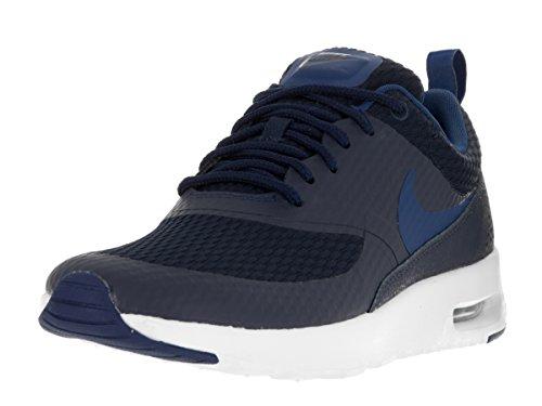 Nike Damen 819639-401 Fitnessschuhe, Blau (Obsidian/Coastal Blue/Summit White), 36 EU