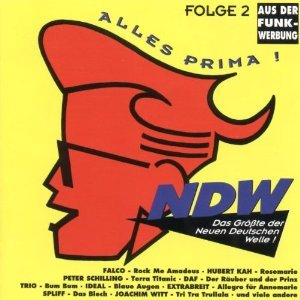 40 NDW Besonderheiten (CD Compilation, 40 Titel, Diverse incl. Extrabreit - Duo Infernal ) Ixxi - Detlev / Rheingold - Fluß / Nina Hagen Band - auf\'m Bahnhof Zoo / Trio - Bum Bum / Joachim Witt - Tri Tra Trullala / d.a.f. - kebab träume / profil - ich liebe dich u.a.