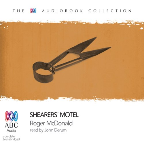 Shearers' Motel audiobook cover art