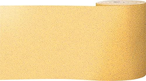 Bosch Professional 1 x Rollos de papel de lija Expert C470, para Madera dura, Pintura sobre madera, Anchura 115 mm, Longitud 5 m, Grano 80, Accesorios Lijado manual