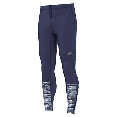 Adidas Pantalon de survêtement Supernova Graphic Collant pour XXL Bleu