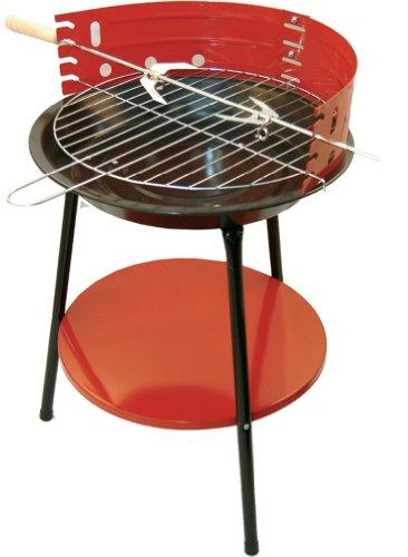 Hamble Redwood Leisure, Barbecue Rotondo, Diametro 35,6cm