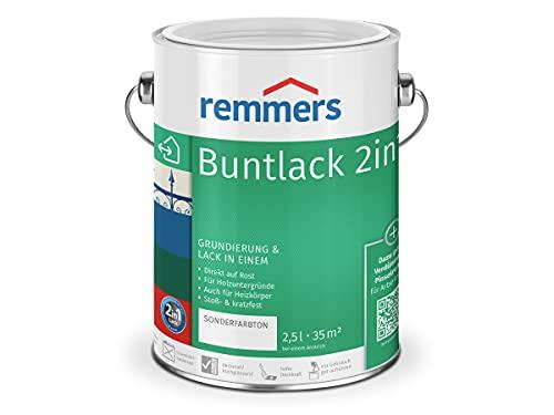 Remmers Aidol Buntlack 2 in 1 - lichtgrau (RAL7035) 750ml