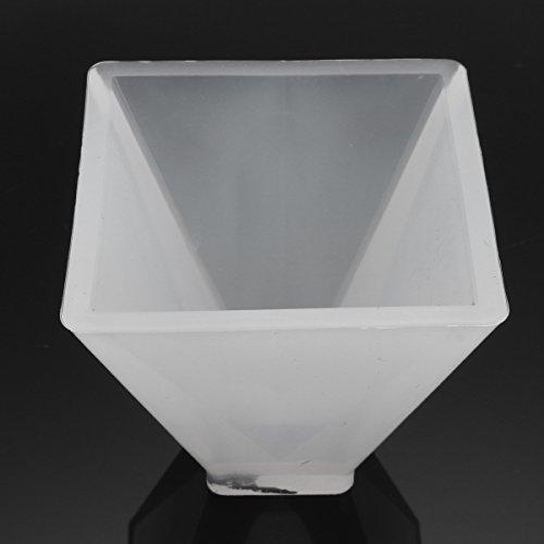 MASUNN piramide siliconen mal ornamenten hars hand maken kristal sieraden hanger mal, 1, 1