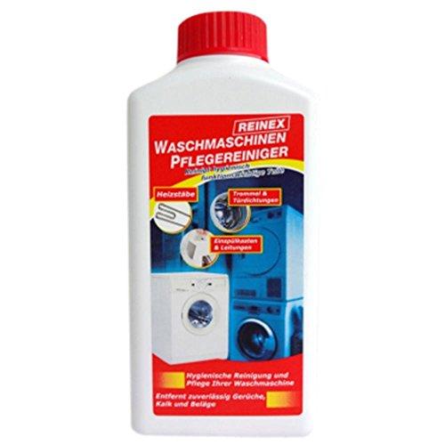 Wasmachineverzorging verzorgende reinex 250 ml Hygiënische reiniging en onderhoud van uw wasmachine