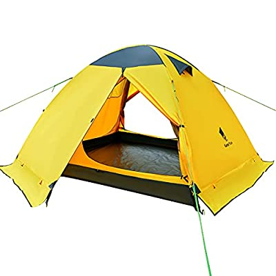 Four Season Survival Tent For 2 People by GEERTOP