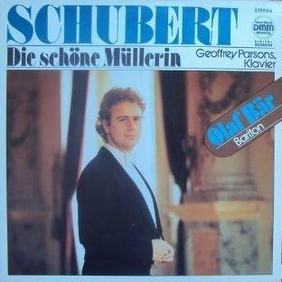 Franz Schubert - Olaf Bär , Geoffrey Parsons - Die Schöne Müllerin - ETERNA - 7 25 156