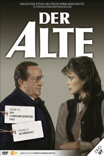 Der Alte - Vol. 07/Folge 13+14
