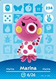 No.234 Marina Animal Crossing Villager Cards Series 3. Third Party NFC Card. Water Resistant
