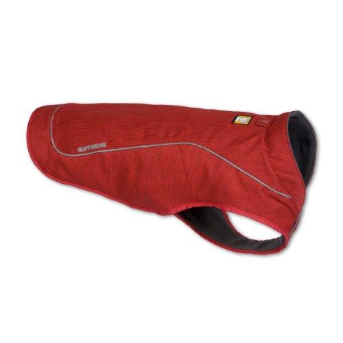 Ruffwear K-9 Overcoat Hundemantel, rot , XL