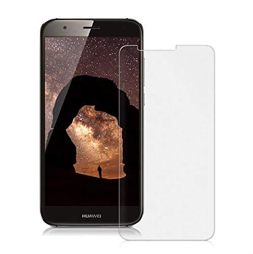 MUNDDY Protector de Pantalla para Huawei Ascend G8 Cristal Vidrio Templado Premium...