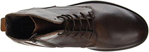 JACK & JONES Jfworca Leather Brown Stone Stiefel - 7