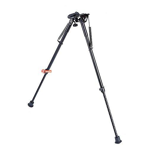 Zeadio Ajustable Bípode para Rifle Pistola de Aire (13-22 Pulgadas) [1 año de garantía], ZBP-F13