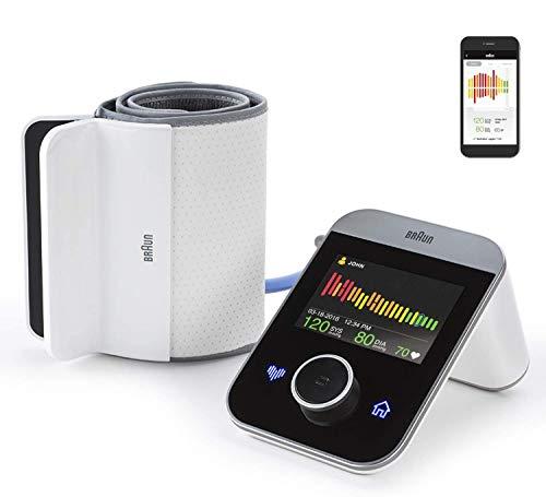 Braun Healthcare ActivScan 9 - Digitales Oberarm-Blutdruckmessgerät, BUA7200WE