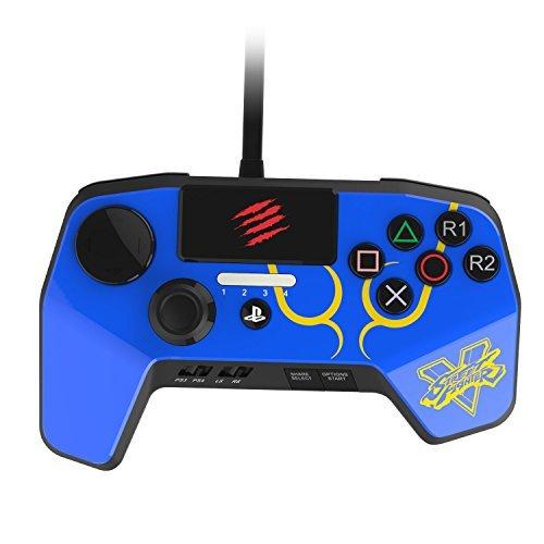 Street Fighter V FightPad PRO - Blue Chun-Li Design - [PS3/PS4] [Japan Import]