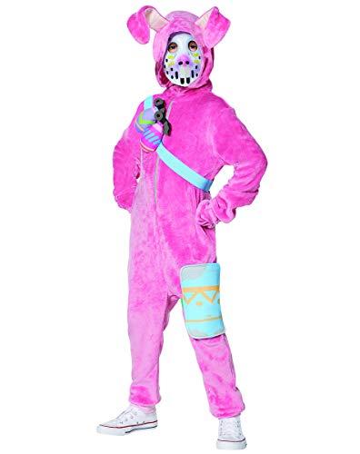 Spirit Halloween Boys Rabbit Raider Fortnite Costume   OFFICIALLY LICENSED