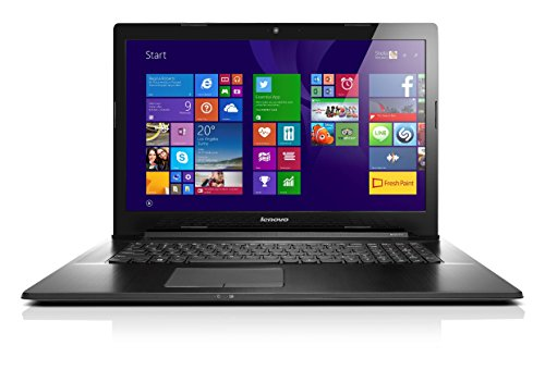 Lenovo IdeaPad G70-80 - Notebooks (Notebook, Touchpad, Windows 10 Home, Lithium-Ion (Li-Ion), 64-bit, Schwarz)