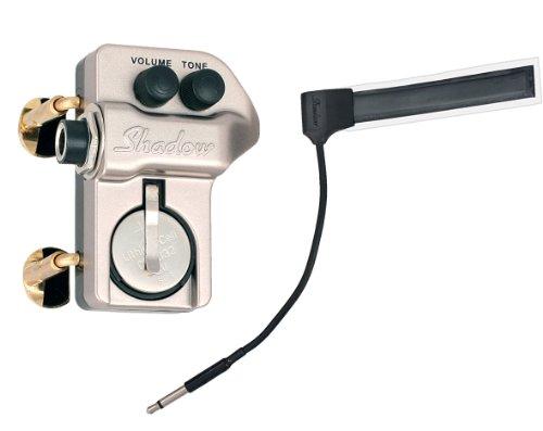 Shadow Electronics - Pick-up per violino Nanoflex, con regolatore sonoro e di volume