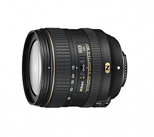 NIKON Obiettivo Nikon AF-S DX 16-80mm f/2.8-4.0E ED VR