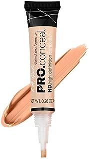 LA Girl Pro High Definition Concealer (3, GC 970 Light Ivory)