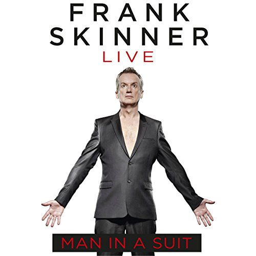 Frank Skinner Live - Man in a Suit cover art