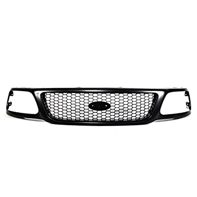 OE Replacement Ford F-150 Grille Assembly (Partslink Number FO1200381)