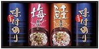 お茶漬け・有明海産味付海苔詰合せ「和の宴」 ON-BO 6894-058
