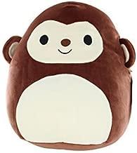 "Squishmallow Kellytoy Super Soft Plush Toy Pillow Pet Animal Pillow Pal Buddy Stuffed Animal Birthday Gift Holiday 12"" brown SQ19-12AST-2"