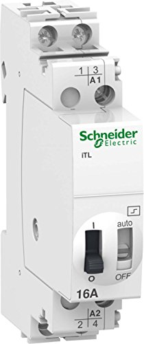 Schneider elec pbt - dit 48 06 - Telerruptor itl 2 polos 16a 130vca 48v corriente continua