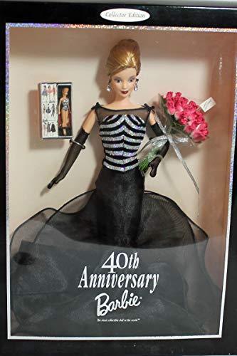 Barbie 1999 40th Anniversary