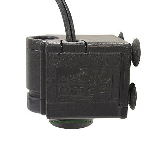 Aquarium Ersatz-Pumpe für AA UVC-Wasserklärer, 9W