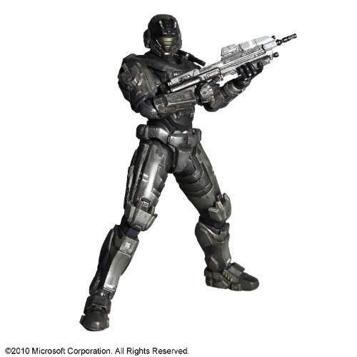 Figurine Halo Reach Play Arts Kai Vol1 - Noble Six