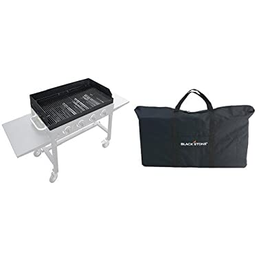 Blackstone 36 Inch Grill Top Accessory for 36 Inch Griddle with Carry Bag