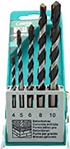 Sata Masonary Drill Bit Set, 5Piece [500605]