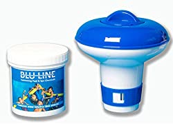 Suitable for paddling pools Simple and easy to use Full instructions provided 10 Free test strips with every order Supplied in screw cap safety pot