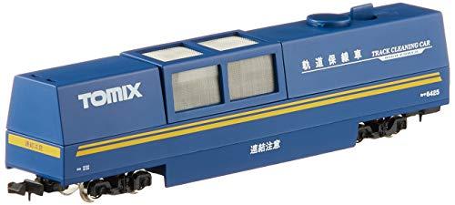 TOMY Tomytec 064251 - Schienenreinigungswagen, Fahrzeuge, blau