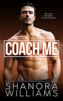 Coach Me by [Shanora Williams]