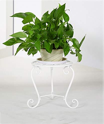 JFFFFWI Europejski styl kreatywna skrzynka na kwiaty Boden stojak na rośliny balkon salon kwiaty drzwi (kolor: biały)