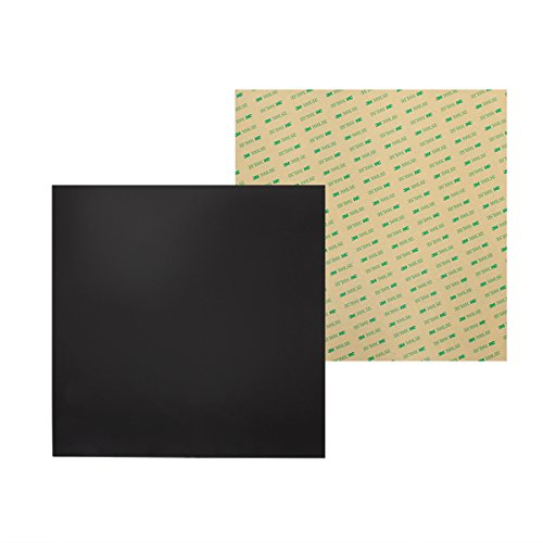Wisamic Cama térmica 300 mm x 300 mm impresión 3D