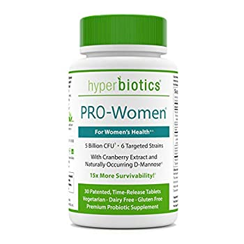 Hyperbiotics PRO-Women: Probiotics for Women