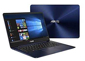 ASUS UX430UN-NB71 ZenBook 14  Ultra-Slim Laptop with 14 inch FHD Display Intel Core i7-8550U  up to 4.00 GHz